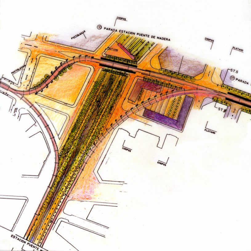 P199103 – Renovación Línea 4 Ferrocarriles GV