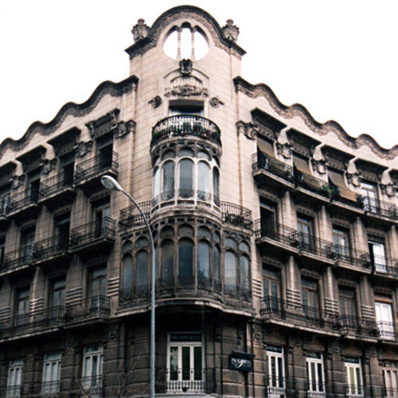 P199108 – Edificio de viviendas Chapa