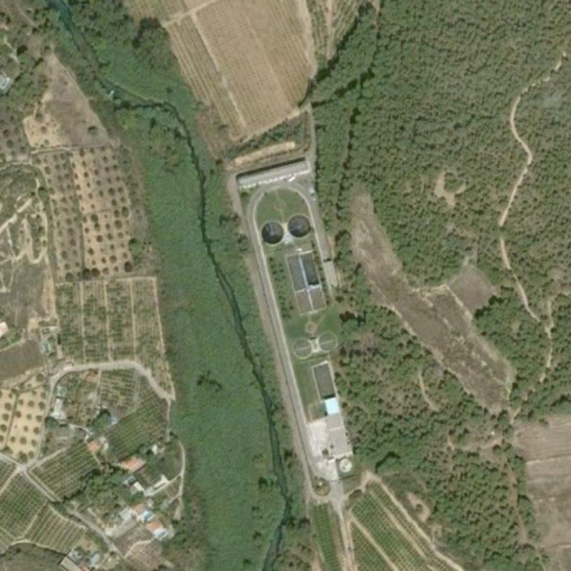 P199419 – Estación Depuradora Camp de Turia