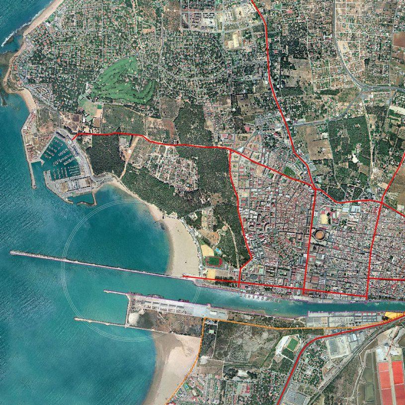 P200318 – Urbanización ribera río Guadalete