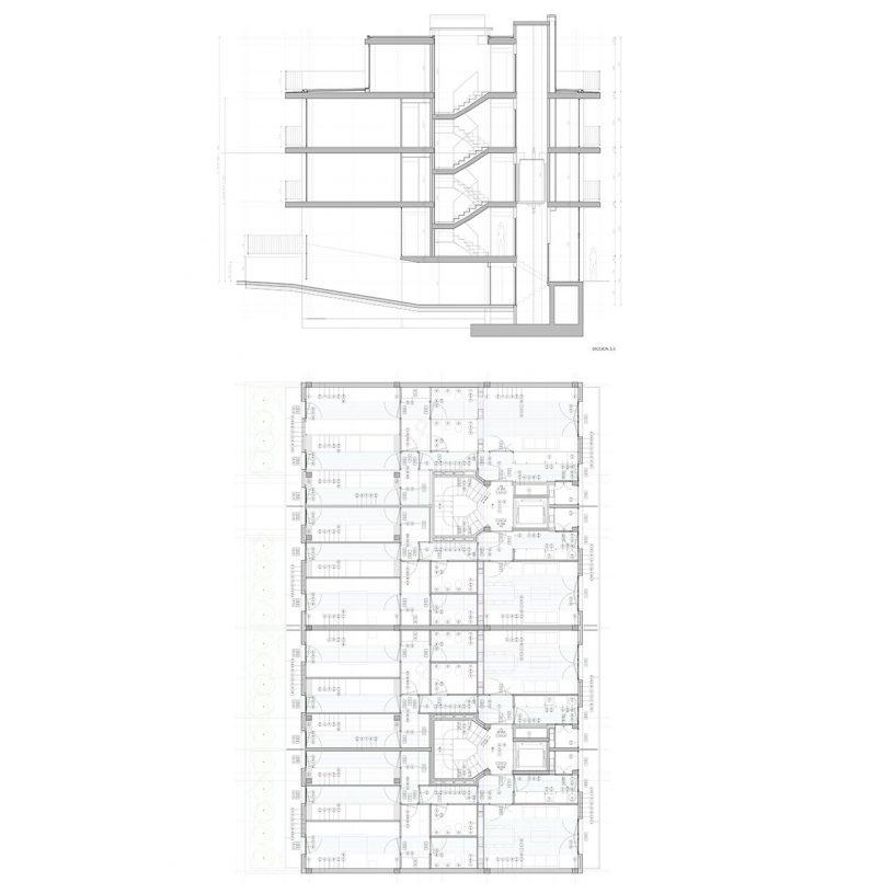 P200510 – Edificio de viviendas Aldaya