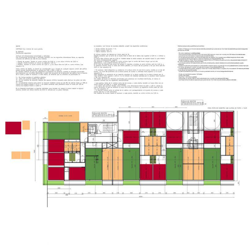 P199835 – Edificio de viviendas Pesset Aleixandre