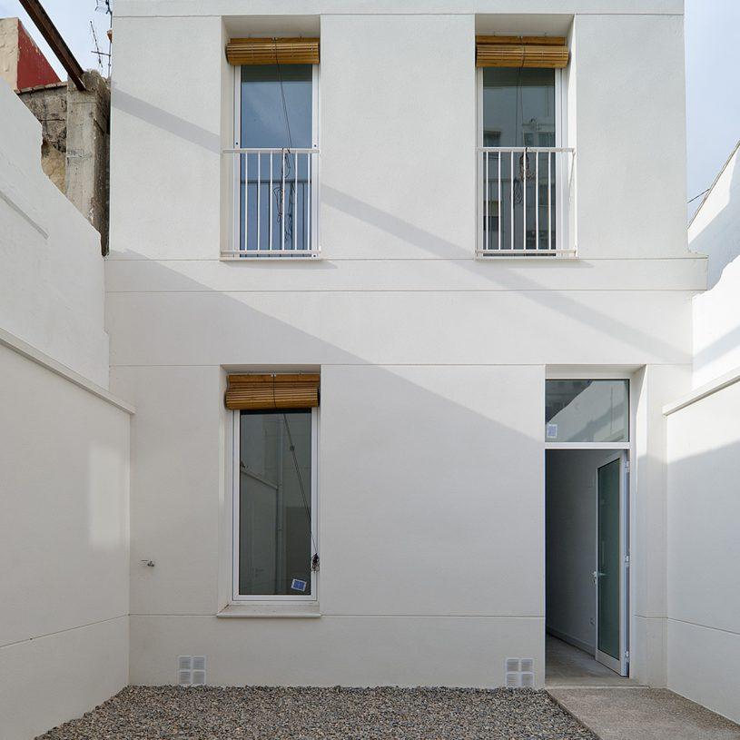 P201525- Residencia de estudiantes Cabañal