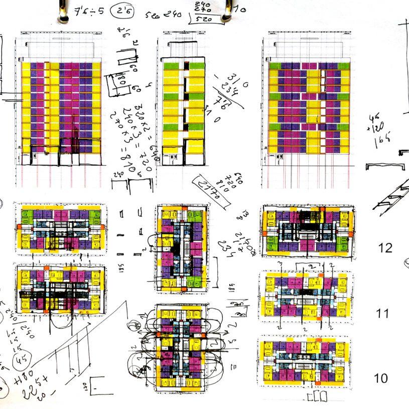 P201533 – Edificio de viviendas Mislata