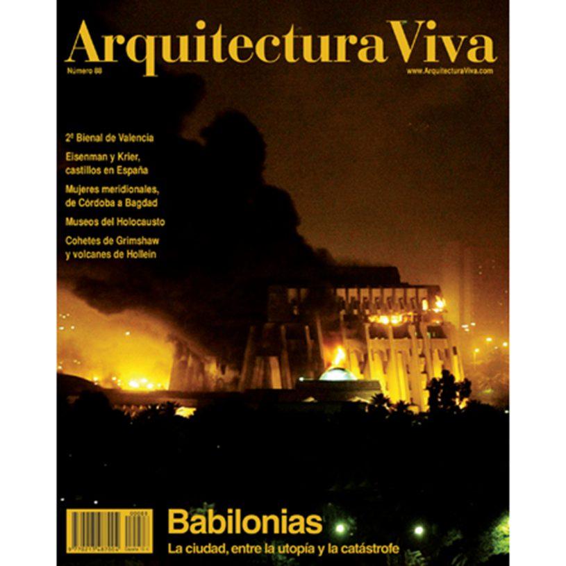IDD200302 – Arquitectura Viva
