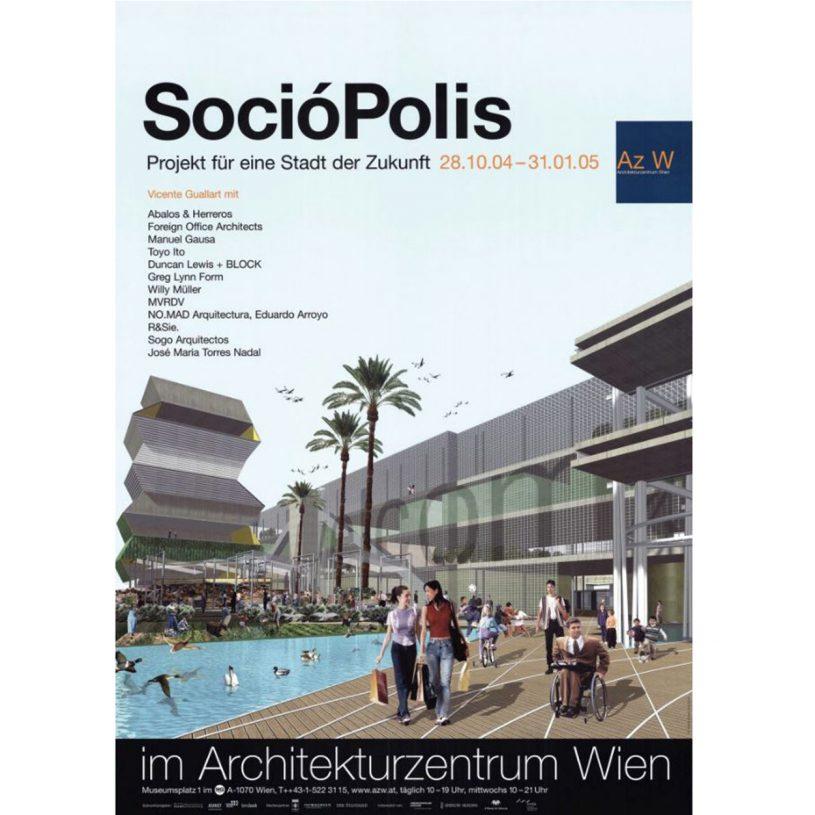 IDD200403 – Sociópolis, Architekturzentrum de Viena