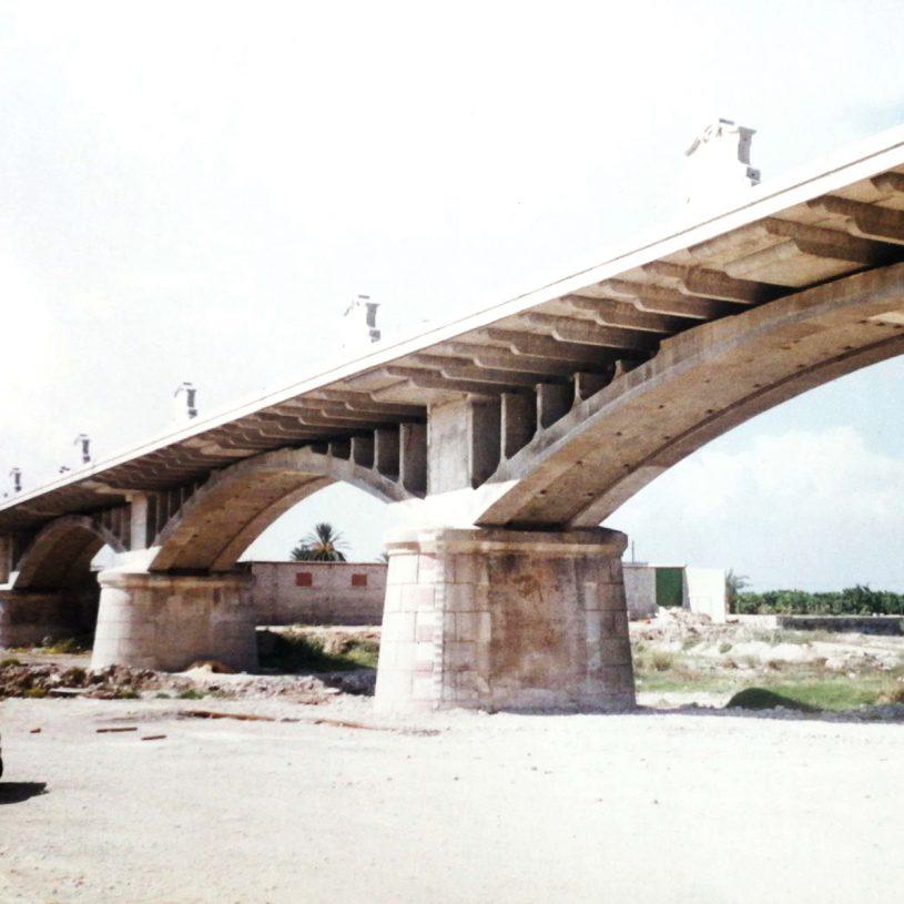 P199417 – Puente sobre el río Albaida