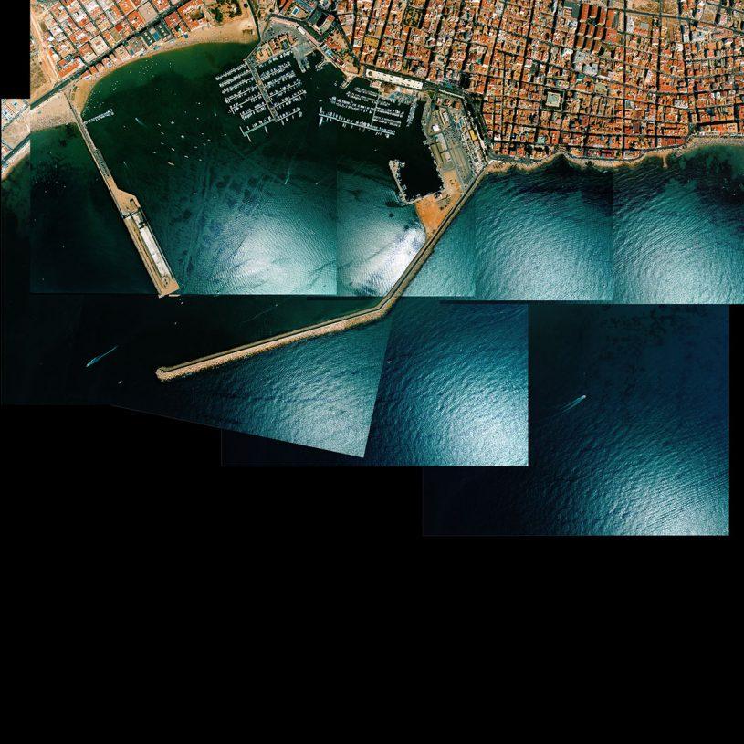 P199904 – Dique de levante, puerto de Torrevieja