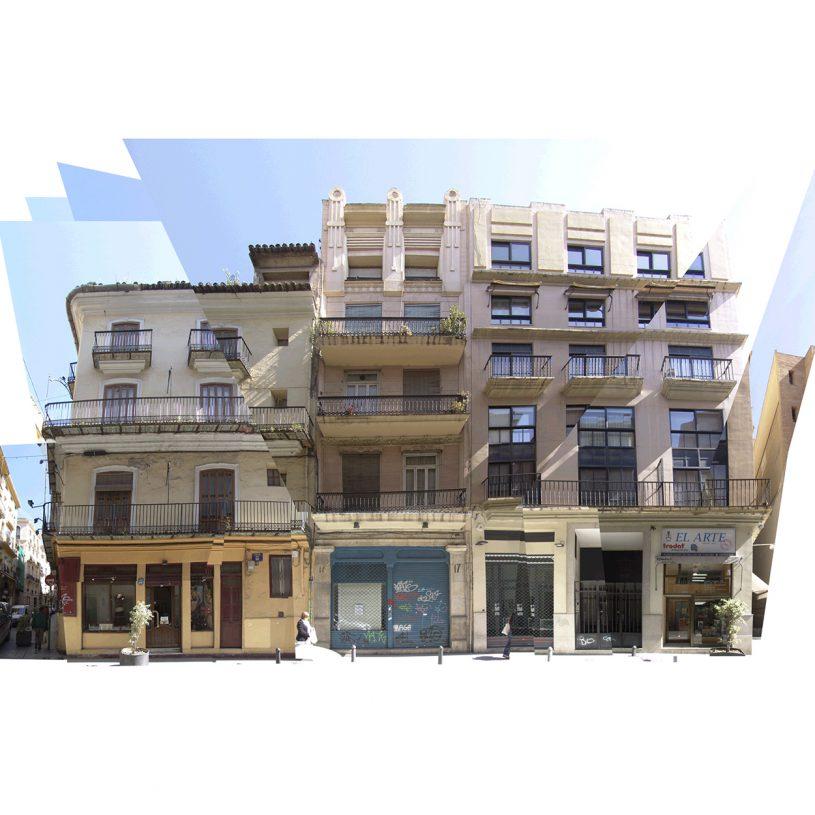 P200421 – Edificio de viviendas Avellanas