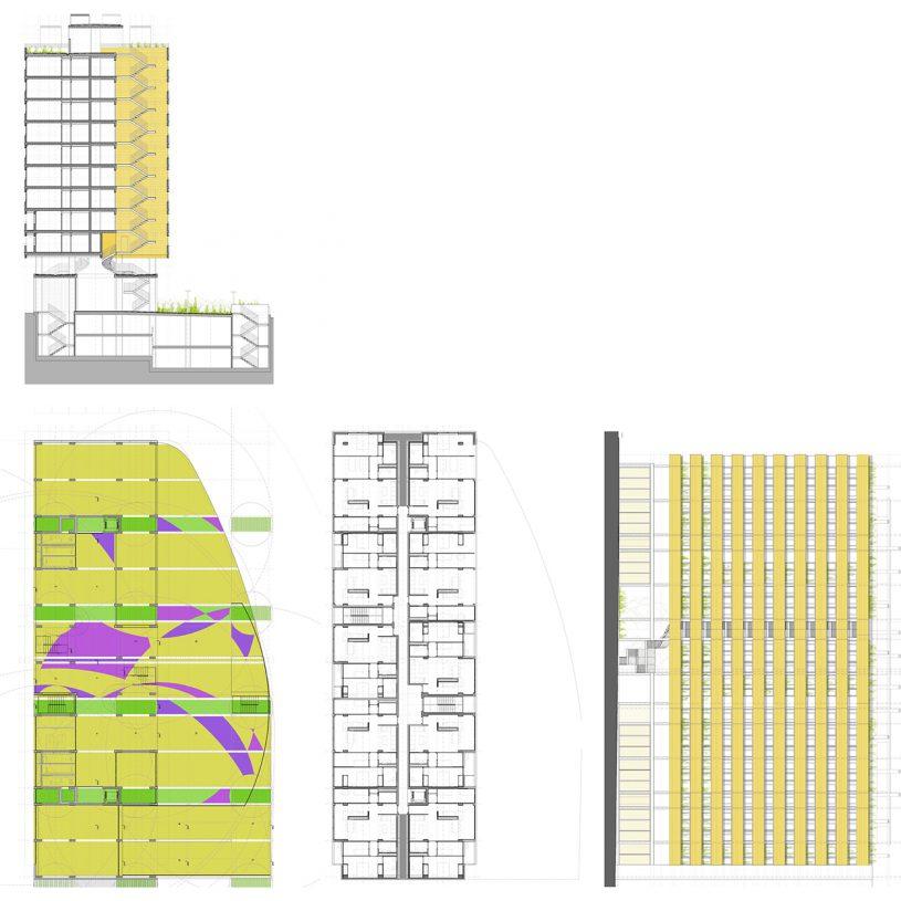P200516 – Edificio de viviendas Vinaroz